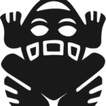indigenous frog logo